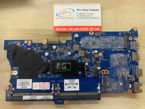 mainboard-hp-430-g5-intel-core-i5-8250u-new