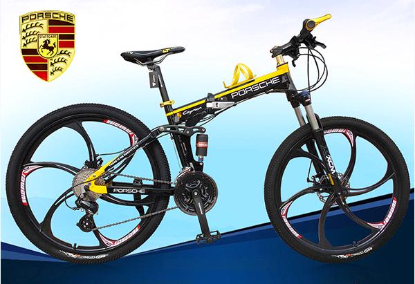 Xe đạp Gập PORSCHE