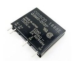 Relay Omron SSR G3MB-202P 12VDC