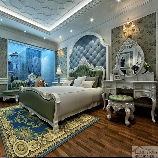thiết kế nội thất nhà nghỉ