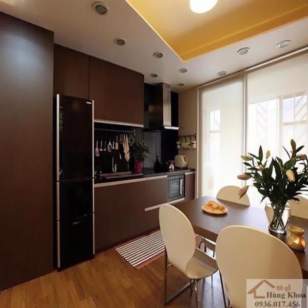 thiết kế thi công nội thất phòng ăn