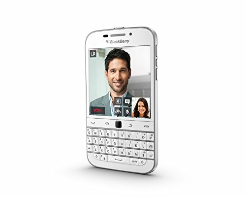 BlackBerry Q20 white
