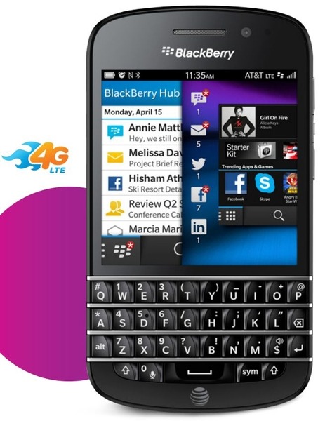 BlackBerry Q10 Nobox