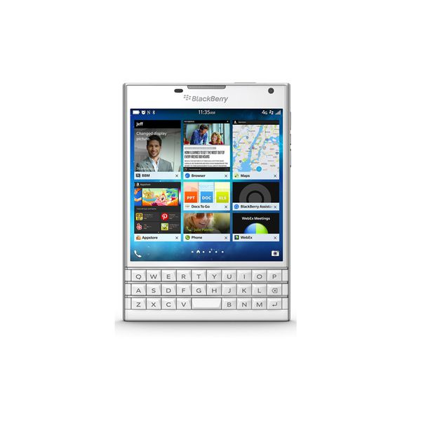 BlackBerry Passport white nguyên sealbox