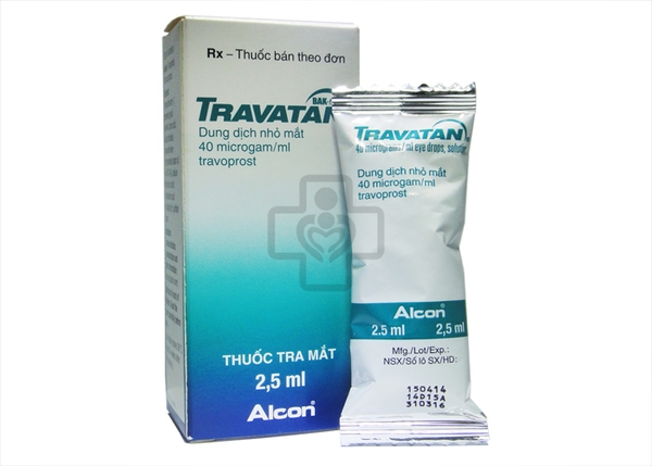 Travatan Eye Drop 40mcg/ml 2,5 ml