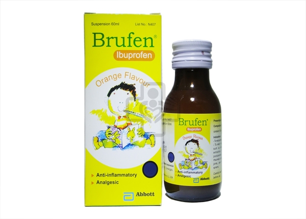 Brufen Suspension 60ml