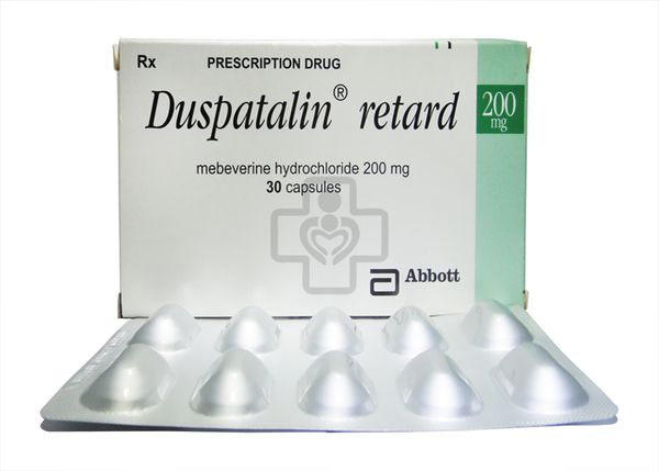 Duspatalin Retard 200mg