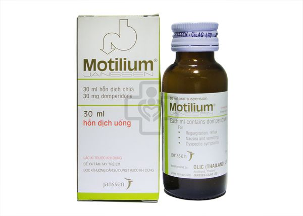 Motilium Suspension 30mg/30ml
