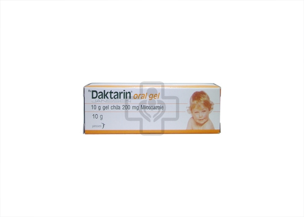 Daktarin Oral Gel 10g
