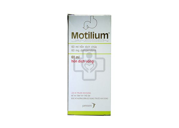 Motilium Suspension 60mg/60ml