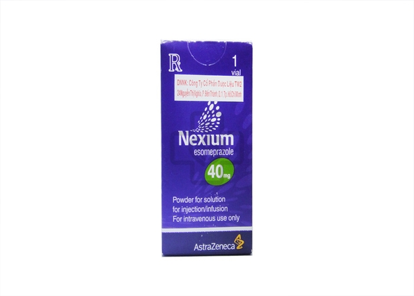Nexium Injection 40mg