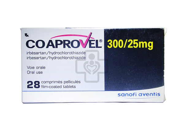 Co-Aprovel 300mg/25mg