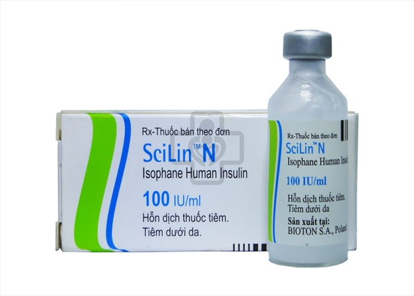 Scilin N 100IU/ml 10ml