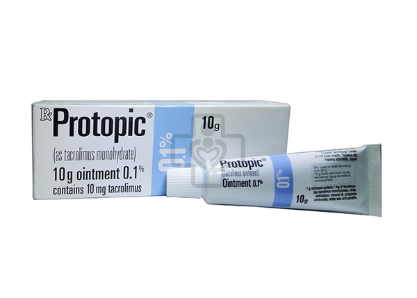 Protopic Ointment 0.1