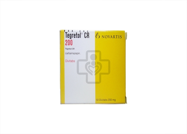Tegretol CR 200mg