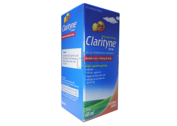 Clarityne 1mg/ml 60ml