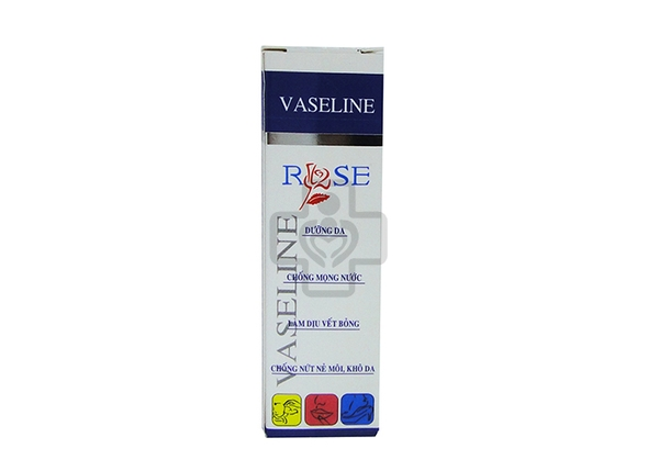 Vaseline Rose 10g TK. Pharco