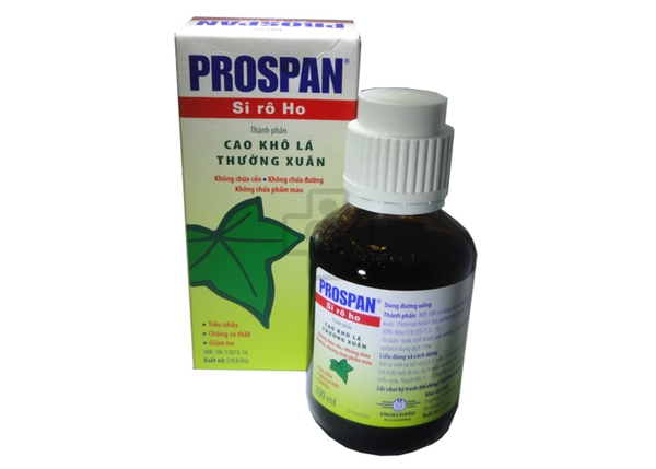 Prospan Cough Syrup 100ml