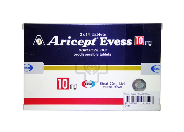 Aricept Evess 10mg