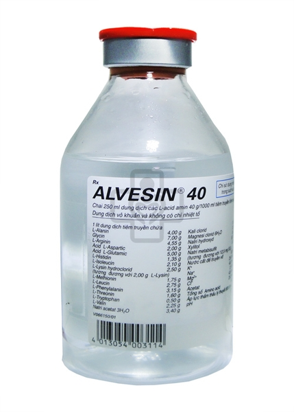 Alvesin 40 250ml