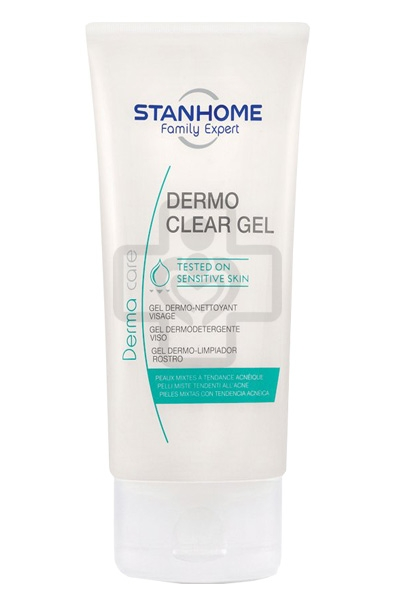 Stanhome Dermo Clear Gel 150ml (B/tub)