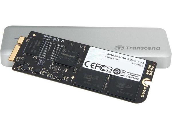 Bộ SSDnâng cấp mới của Transcend