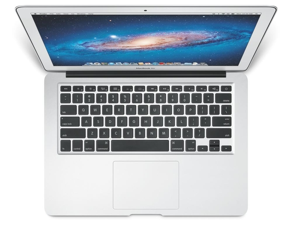 MacBook Air MC965 với Mac OS X lion