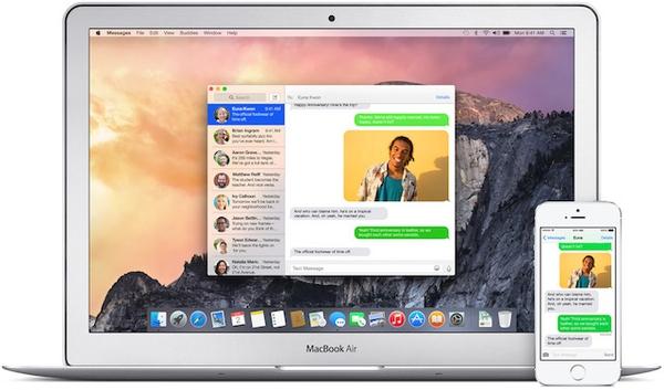Hệ điều hành OS X Yosemite