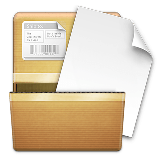 Ứng dụng giải nén The Unarchiver for Mac
