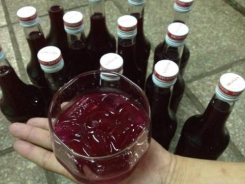 bí quyết làm rượu mận