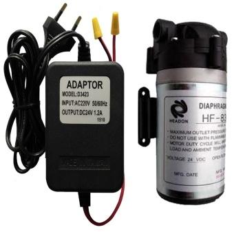 hỏng adaptor nguồn điện của máy lọc rượu