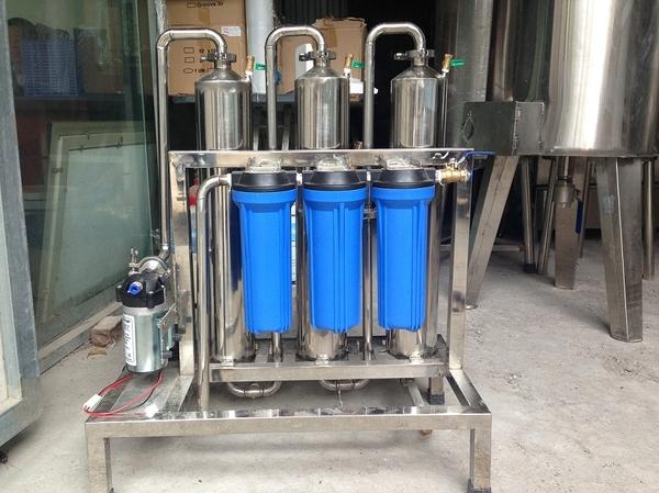 Nguyên lý hoạt động máy lọc rượu KAG – KAG Việt Nam –