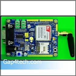 GSM Shield SIM900 Get Starting