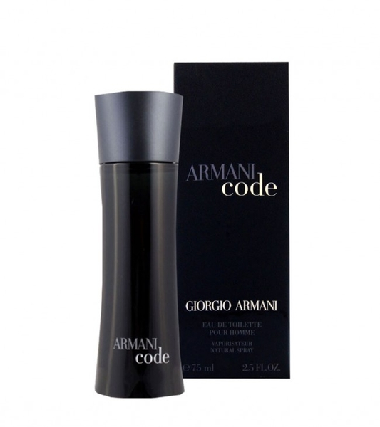 Armani Code For Men EDT