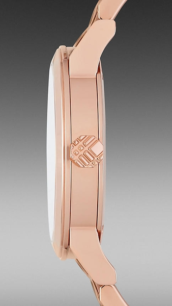 Đồng hồ Burberry BU9135 City Rose Goldtone Stainless Steel Bracelet Watch