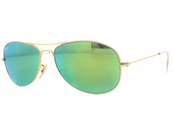 RayBan RB3362 Gold Green RB3362 56mm