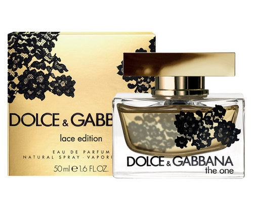 The One Lace Edition D&G