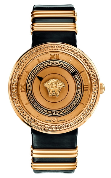 Đồng Hồ VERSACE VLC030014 V-METAL ICON LADIES TWO TONE WATCH