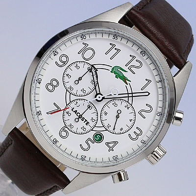 Lacoste Mens Zaragoza Chronograph Watch