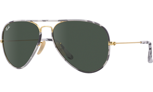 Kính mắt Ray-ban RB3025JM 171 Aviator Full Color