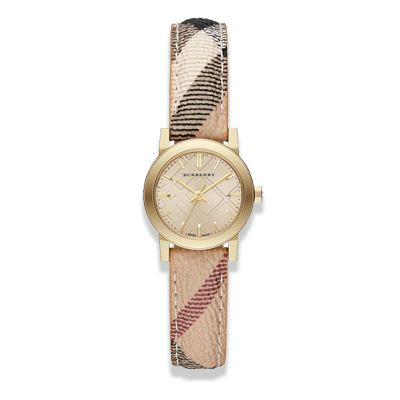 Burberry BU9226 The City Diamond Ladies Watch