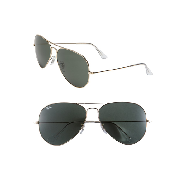Kính mắt Ray-ban RB3025 001 Aviator Large Metal