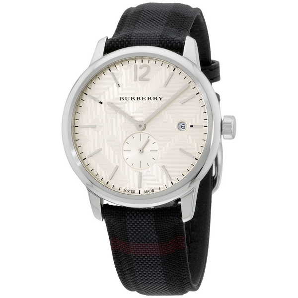 Đồng Hồ Burberry BU10008 The Classic Round Watch