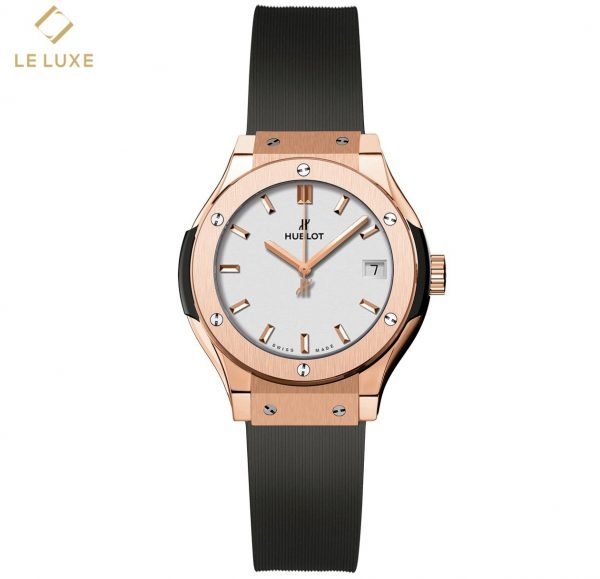 ĐỒNG HỒ HUBLOT CLASSIC FUSION QUARTZ LADIES WATCH