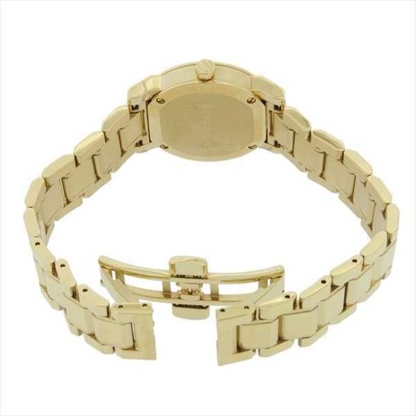 Đồng hồ Burberry BU9203 Women's Swiss Gold Ion Plated Stainless Steel Bracelet
