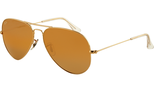 Kính mắt Ray-ban RB3025 001/4F Aviator Large Metal
