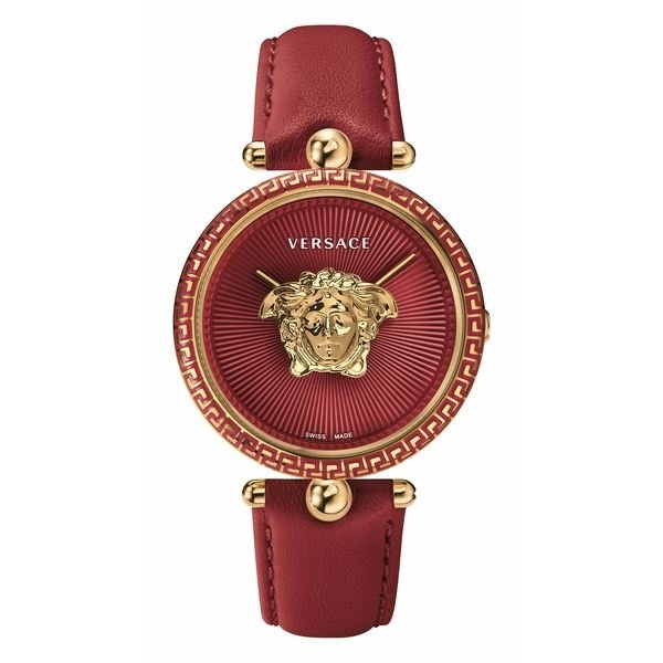 Đồng Hồ VERSACE VCO120017 RED PALAZZO EMPIRE WATCH
