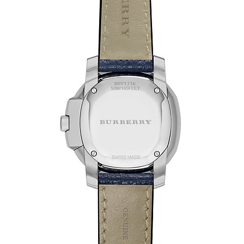 Đồng hồ nữ Burberry BBY1716 The Britain Leather