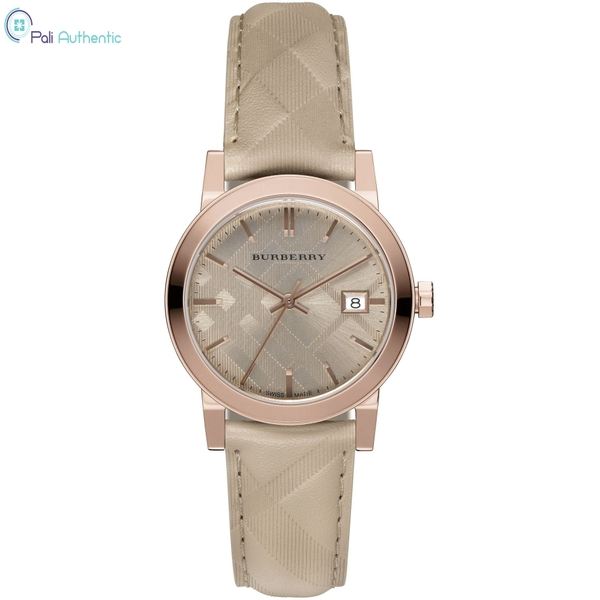 Đồng Hồ Burberry BU9154 The City Watch
