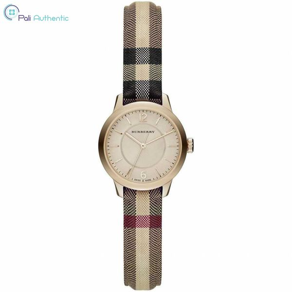 Đồng Hồ Burberry BU10201 The Classic Round Watch